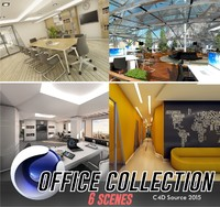 Office interior Collection