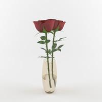 3d max rose
