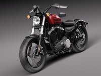 Harley-Davidson Sportster Forty Eight 2015
