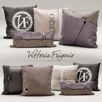 pillow vittoria frigerio 3d model