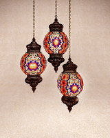 turkish lamp 3d model