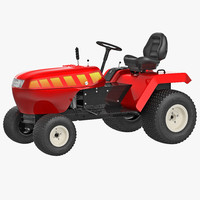 small tractor 3d 3ds
