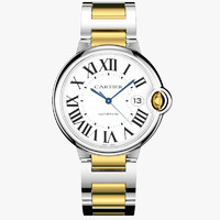 Cartier le ballon bleu gold
