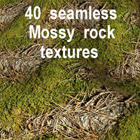 Mossy Rock Mega Collection 2