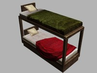 bunk bed 3ds
