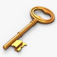 maya metal key