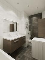 3dsmax bath bathroom interior
