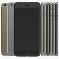 3ds max iphone 6 set