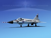 lightwave f-102 convair air force