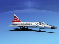 f-102 convair air force dwg