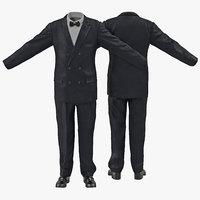 3ds max men suit 8