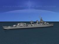 max anti-aircraft fletcher class destroyers