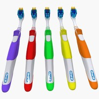 tooth brush toothbrush 3d max
