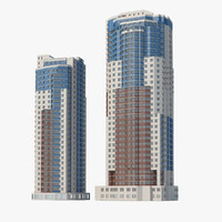 3d olympia towers