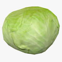 3ds cabbage -
