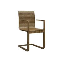 solid armchair 3d obj