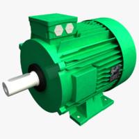 electric motor dwg