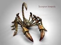 max scorpion