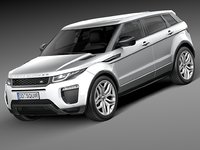 Range Rover Evoque 5-door 2016