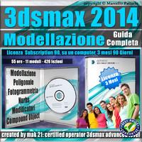 3ds max 2014 Modellazione Guida Completa 3 Mesi