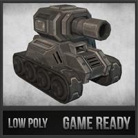 3d toon tank 02