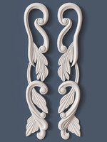 max decorative scroll