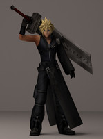cloud strife max