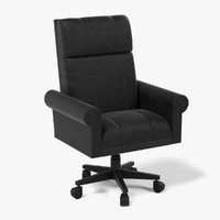 judge chair 3d 3ds