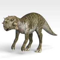 maya psittacosaurus dinosaurs
