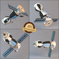3ds spy satellite