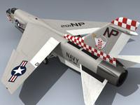 navy fighter vf-24 3ds