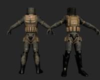 3d soldier future