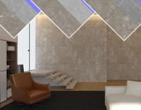 lime stone tiles slab pack