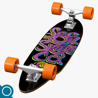 sector 9 complete longboard max