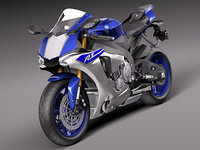 3ds max 2015 yamaha yzf