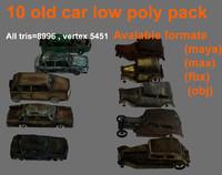 3d pack model