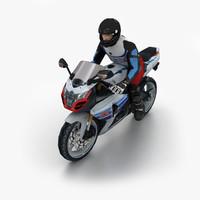3d model 2014 suzuki gsx-r 1000
