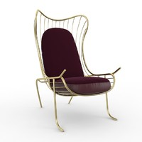 3ds max arpa se london armchair
