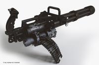 3d minigun m-134