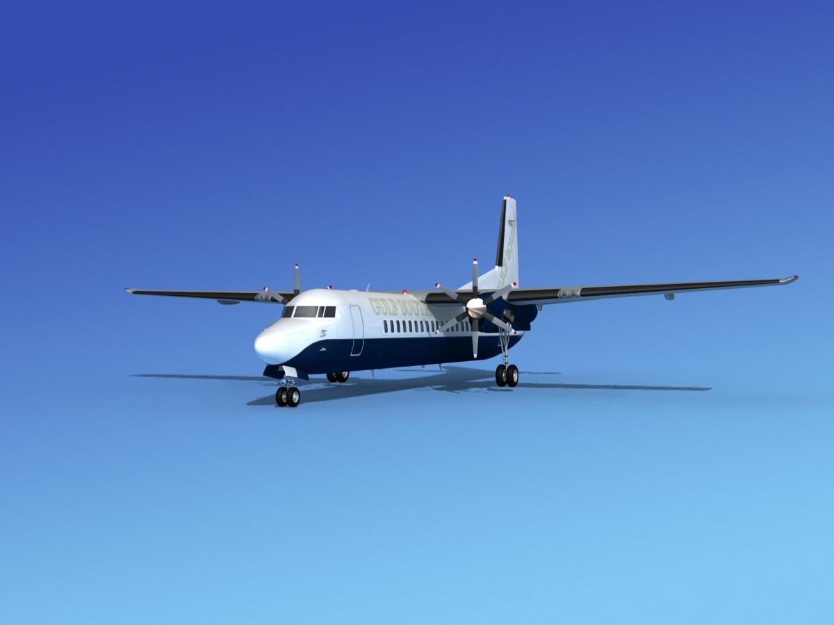 Fokker F-50 Gulf South0001.jpg