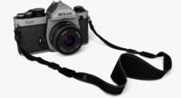3d nikon fm2 camera strap model