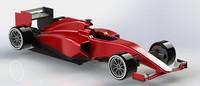3d model formula 1 2015