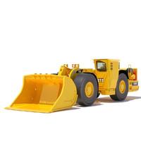 Underground Mining Loader R1600G