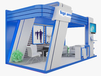 dxf stand exhibition booth