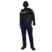max rigged swat soldier