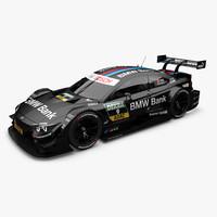 2014 BMW M4 DTM Spengler