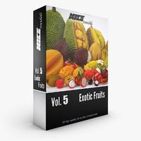 3d - vol 5 exotic