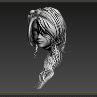 3ds max hair animation