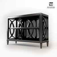 eichholtz cabinet forsythe 3d model