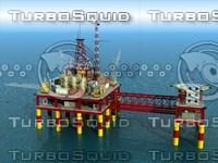 oil platform max